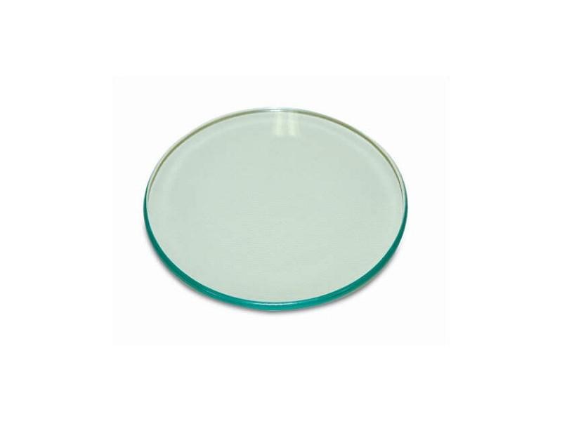 Coperchio in vetro piano per assaggia olio