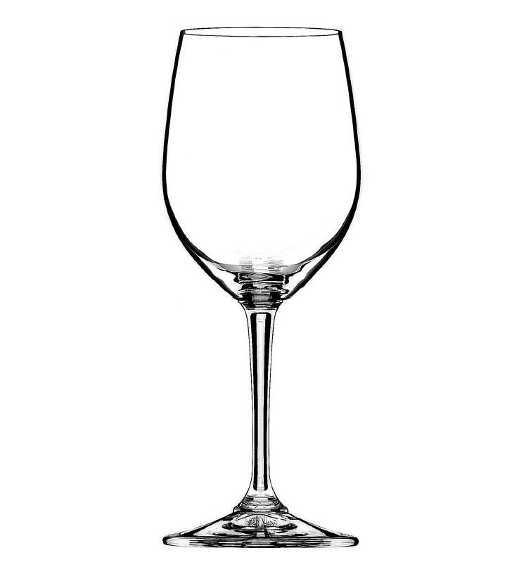 Verre à dégustation 34 cl. Cristal, Riedel, 12 pièces