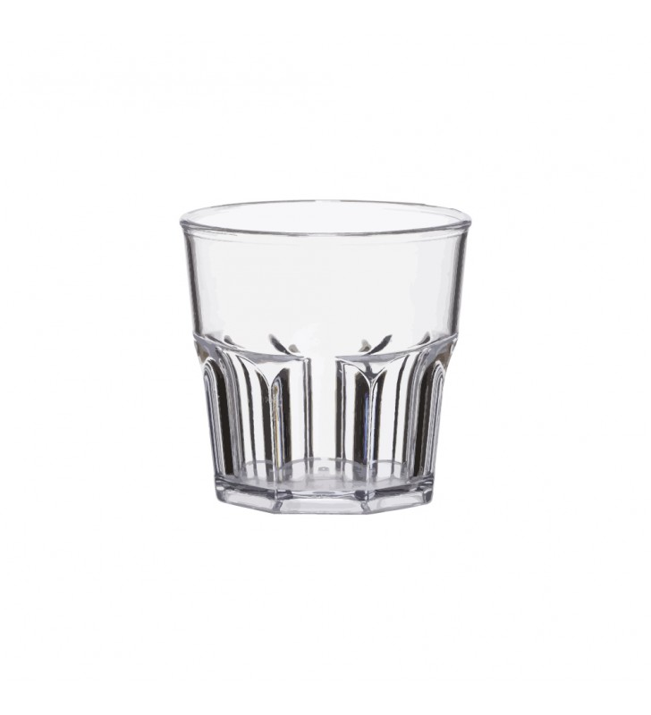 Break resistant plastic tumbler cl. 16