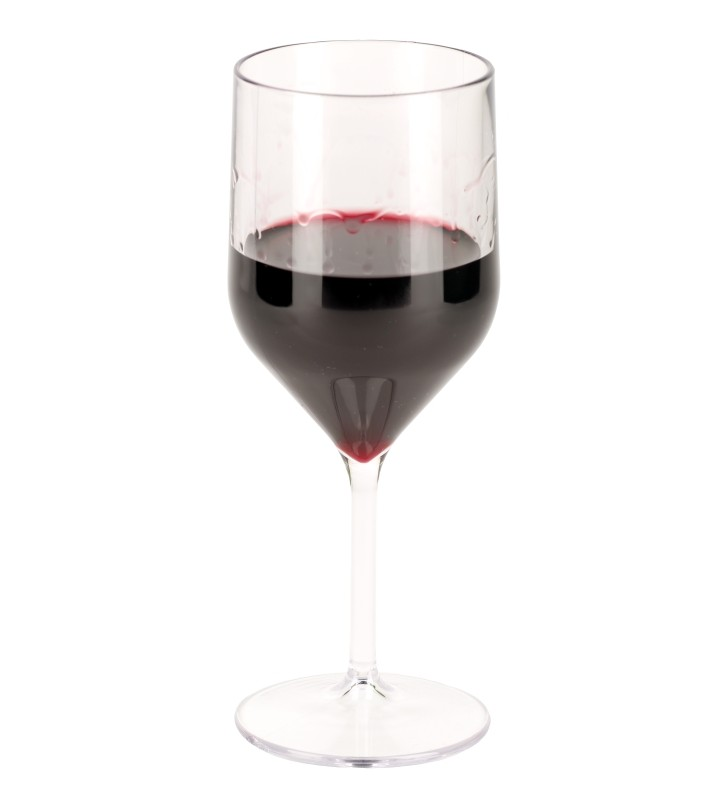 Break resistant tasting glass cl. 25