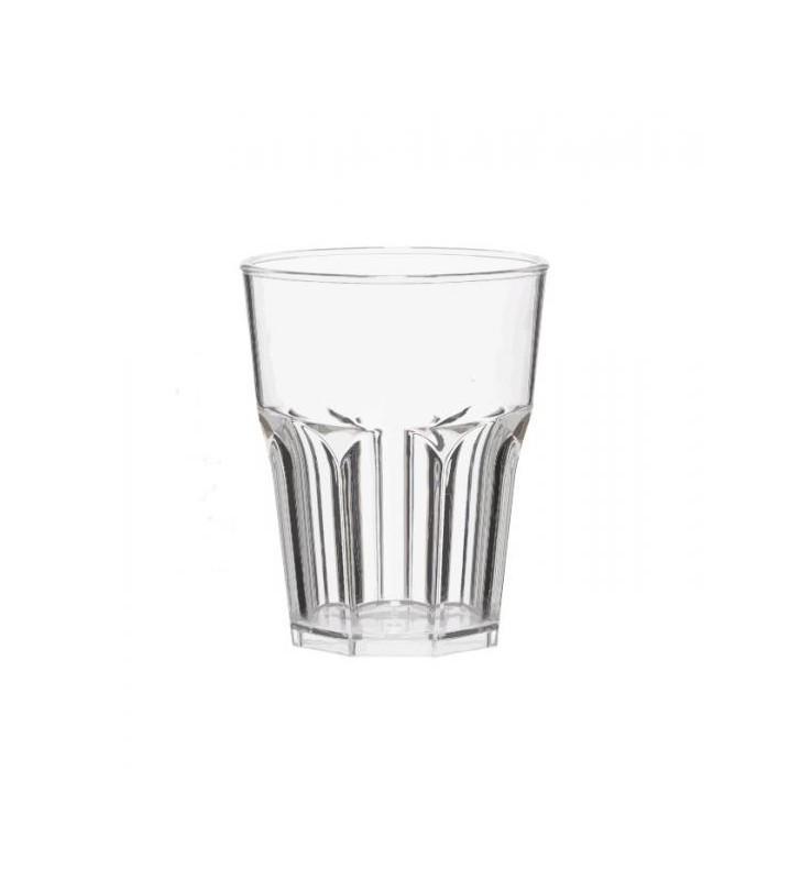 Verres à cocktail incassable en plastique 29 cl, 8 pièces