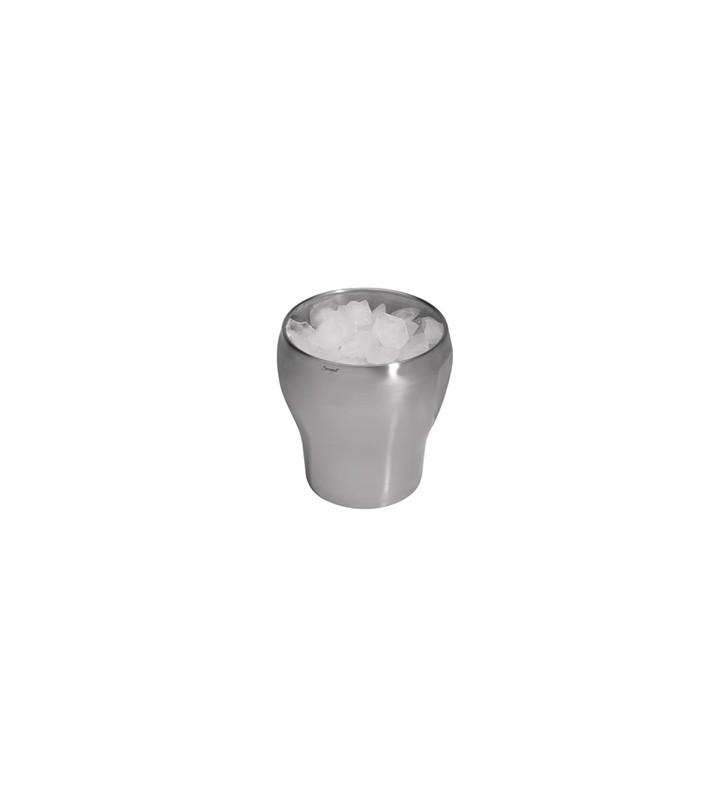 Screwpull Champagne Bucket, 1 Bottle, Stainless Steel