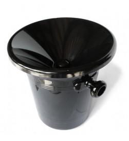 Contenitore dopo degustazione in acrilico, con capacità 2,5 litri