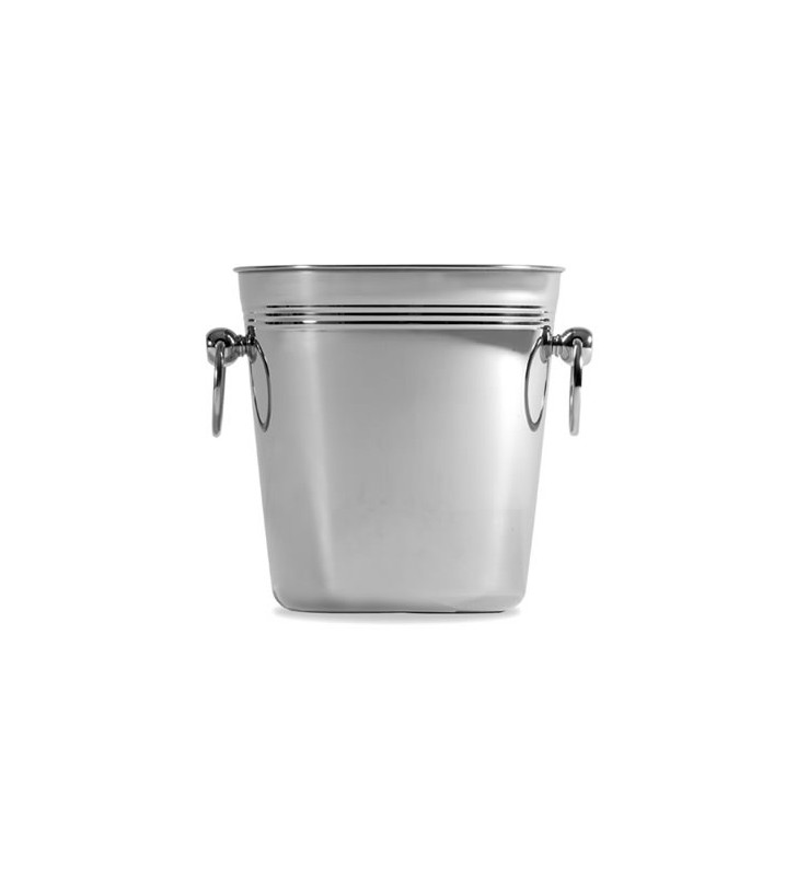 Ice Bucket, 1 Bottle, Stainless Steel