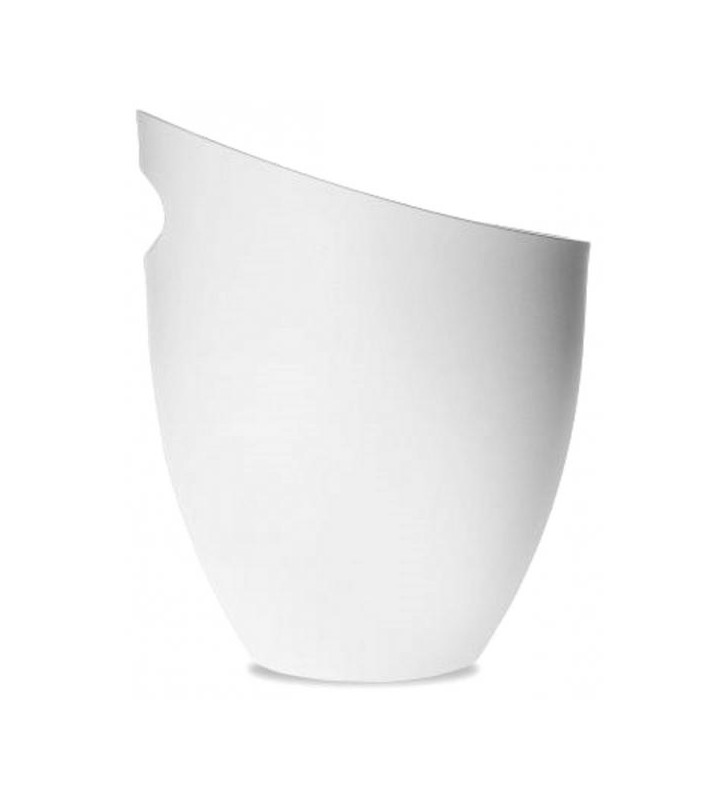 Igloo wine Ice Bucket, White, 1 bottle