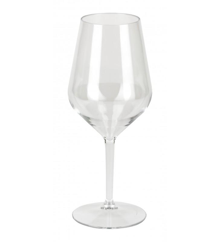 Calice vino tritan cl. 47, trasparente infrangibile