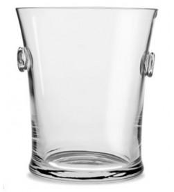 Ice Bucket, 1 Bottle, crystalline