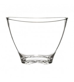 Plexiglas Ice Bucket, 1/2 Bottles