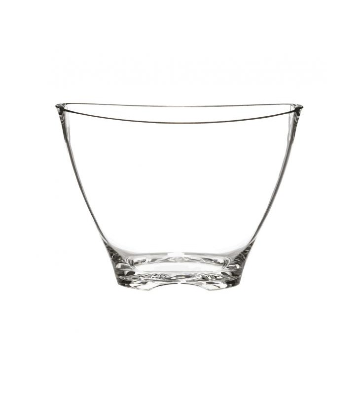 Seau à champagne et vin en plexiglas transparent, 1 à 2 bouteilles