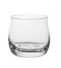 Bicchiere assaggia olio trasparente