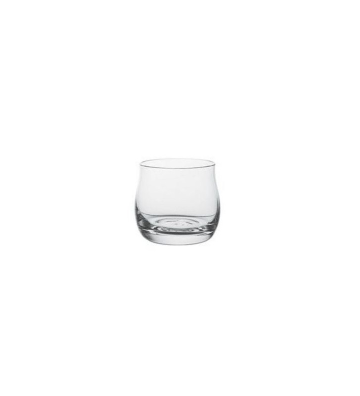Olive oil glasses, clear