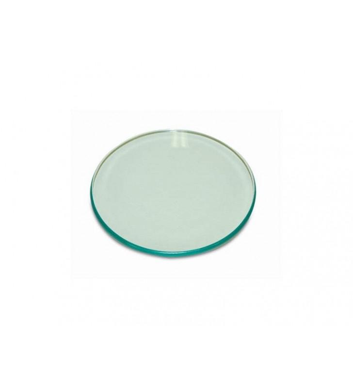 Diamètre du couvercle en verre plat 6 Cm