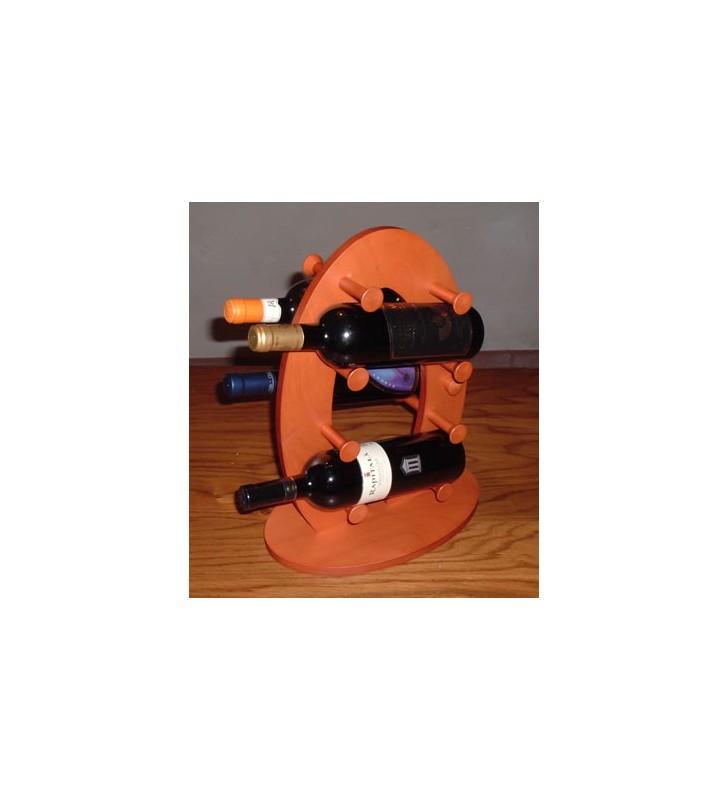 Cave à vin en bois pour les bouteilles de vin