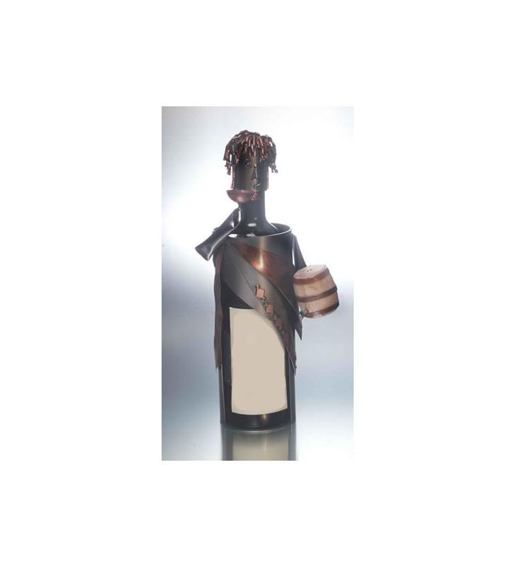 Porta bottiglia vino Bacco
