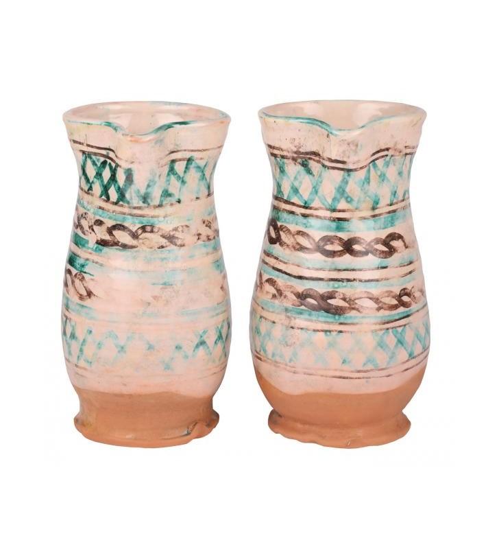 Medieval jug, handmade