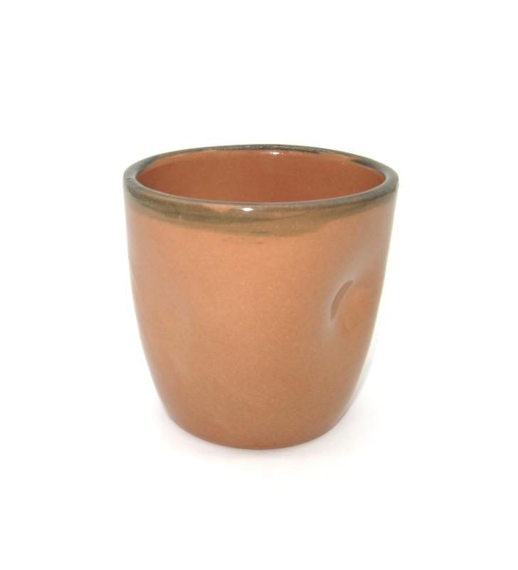 Terracotta Wine Glass Cl. 20