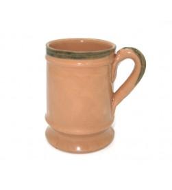 Boccale birra terracotta cl. 20
