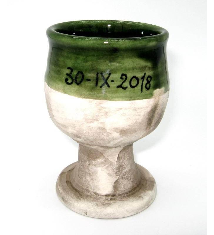 coppa vino anticata