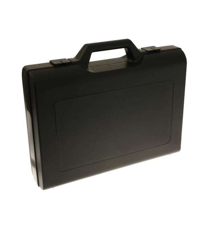 Set degustazione iso, 1 valigia, 4 Calici ISO, 1 cavatappi. Vista valigetta chiusa