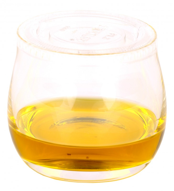 Couvercle en plastique pour le verre de dégustation d'huile, 10 pcs