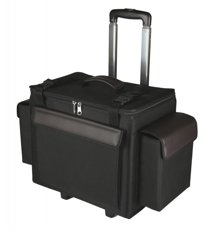 Valise de transport pour 12 bouteilles de vin