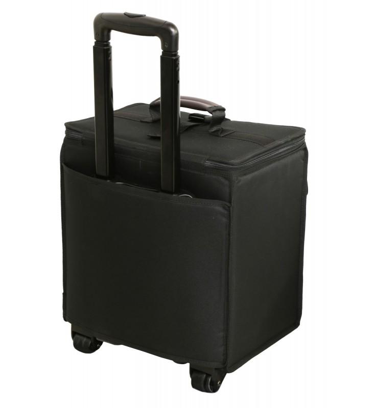 Valise de transport pour 6 bouteilles de vin