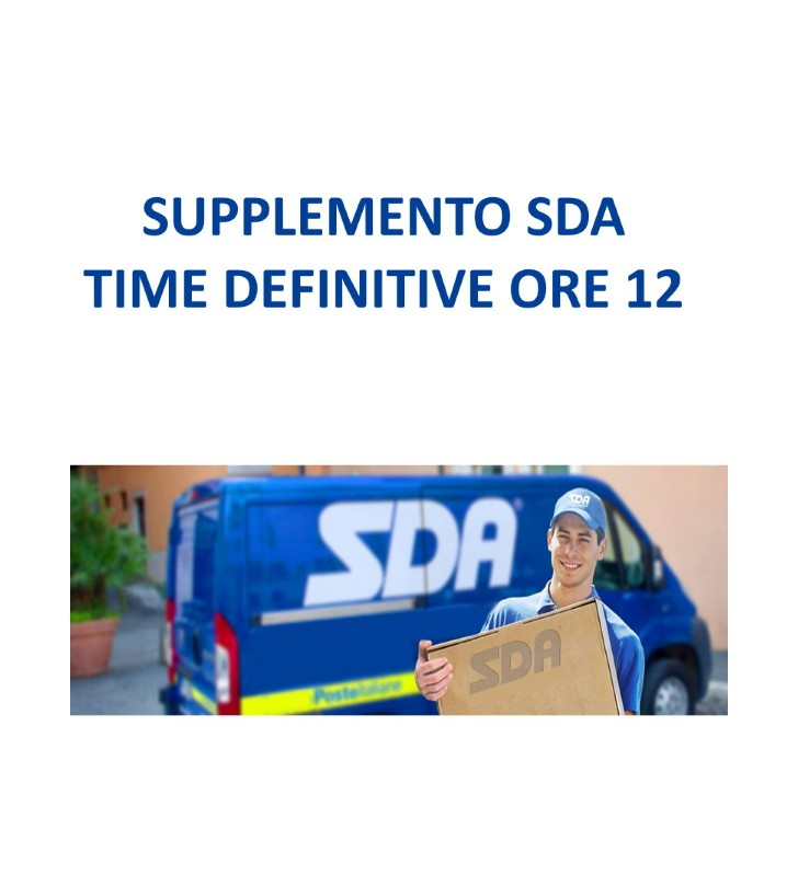 TIME DEFINITIVE SDA ORE 12