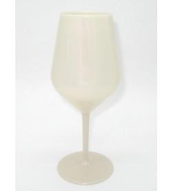 Calice vino tritan cl. 47, bianco perla