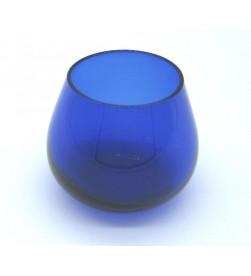 Bicchiere Assaggia Olio Blu Vetro, COI, Conf. 10 pz