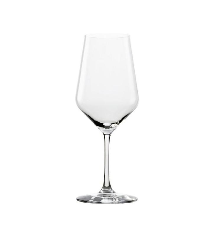 Verres à vin rouge Revolution Cl 49, Cristal, Stolzle, 6 pièces