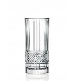 Verres à cocktail 37 cl, Brillante RCR, Cristal, 6 pièces