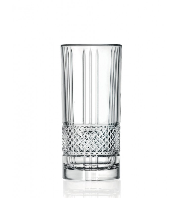 RCR Brillante Bicchieri cocktail, long drink