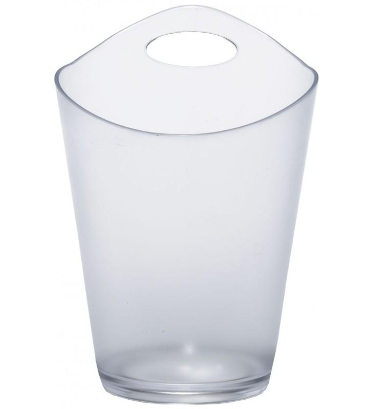 Glacette Salsa 1 bottle frost transparent