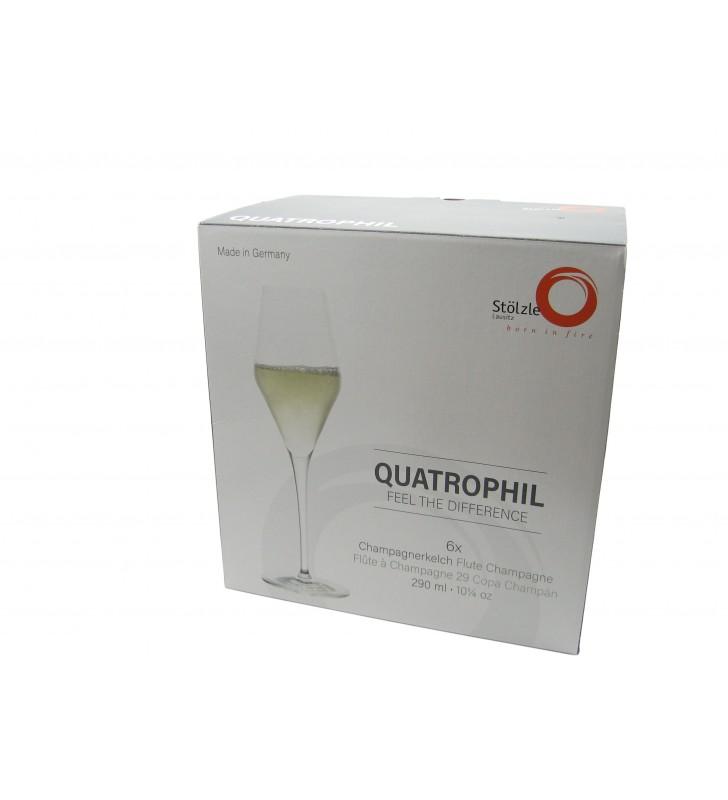 confezione Stolzle Quatrophil Flute 29 cl