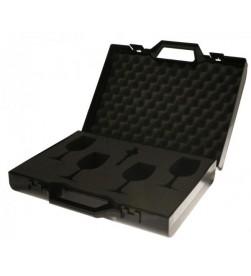 Valigia portacalici 4 Calici ISO