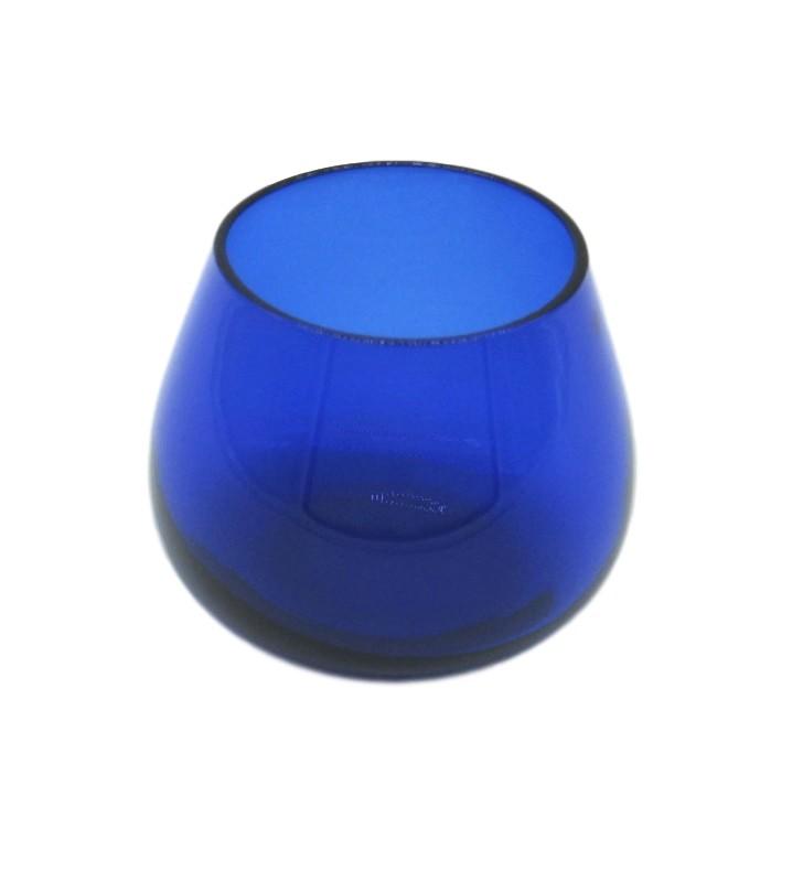 Bicchiere Assaggia Olio Blu Vetro, COI