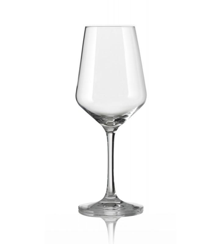 Verres à vin blanc Lounge Cl 37, Cristal, 6 pièces