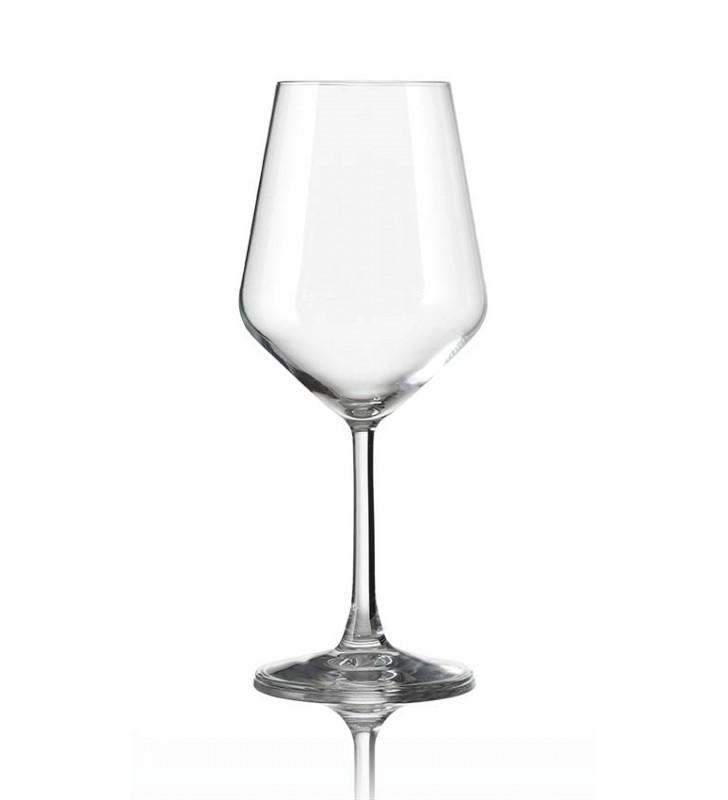 Verres à vin rouge Lounge Cl 53, Cristal, 6 pièces
