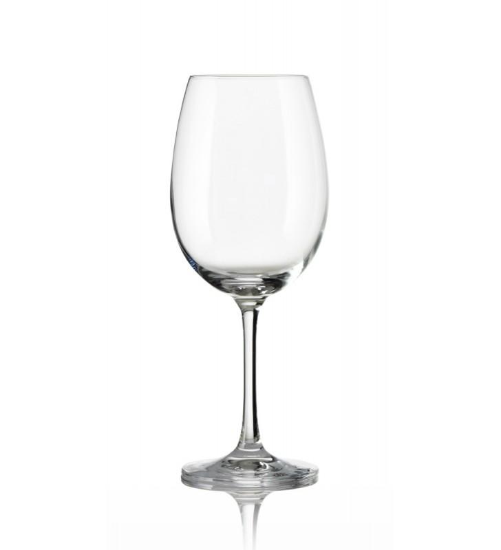 Calici Vino Bianco Vineas cl 35, cristallino