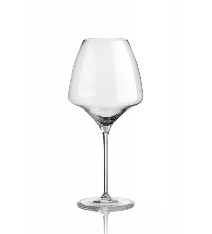 Vdglass Calici Vino Skyline Universale cl 59, cristallino