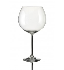 Red Wine Glasses Ballon Vineas cl 67, crystal