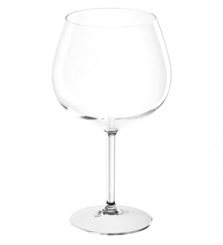 Plastic ballon glasses tritan, gin tonic, cl. 86, transparent