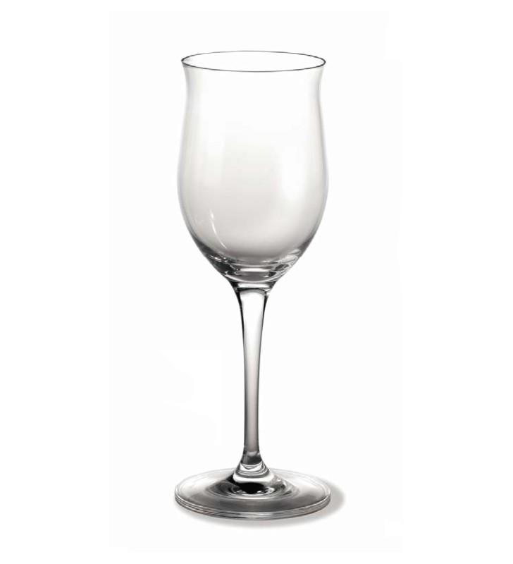 Crystalline white wine tasting glass cl. 27