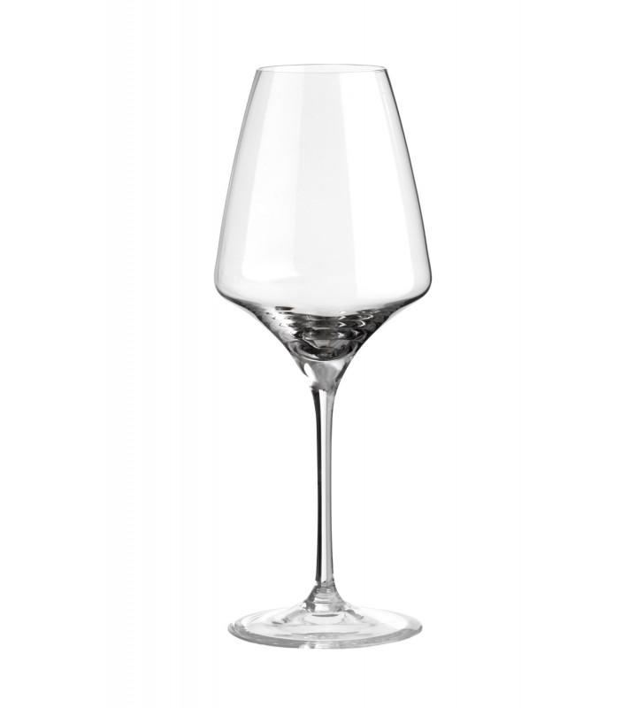Vdglass Calici Vino e flute cl 43, cristallo