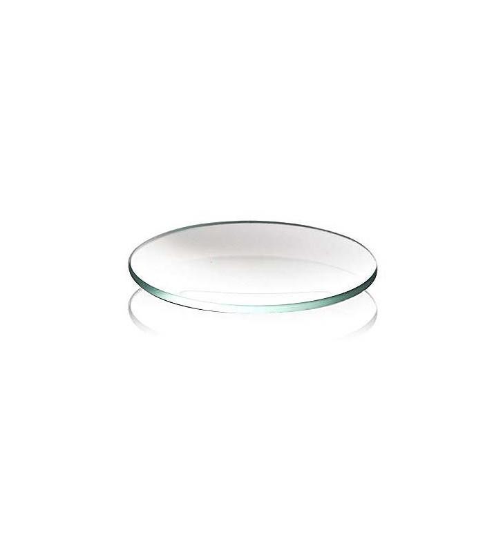Coperchio in vetro orologio COI diametro 6 cm