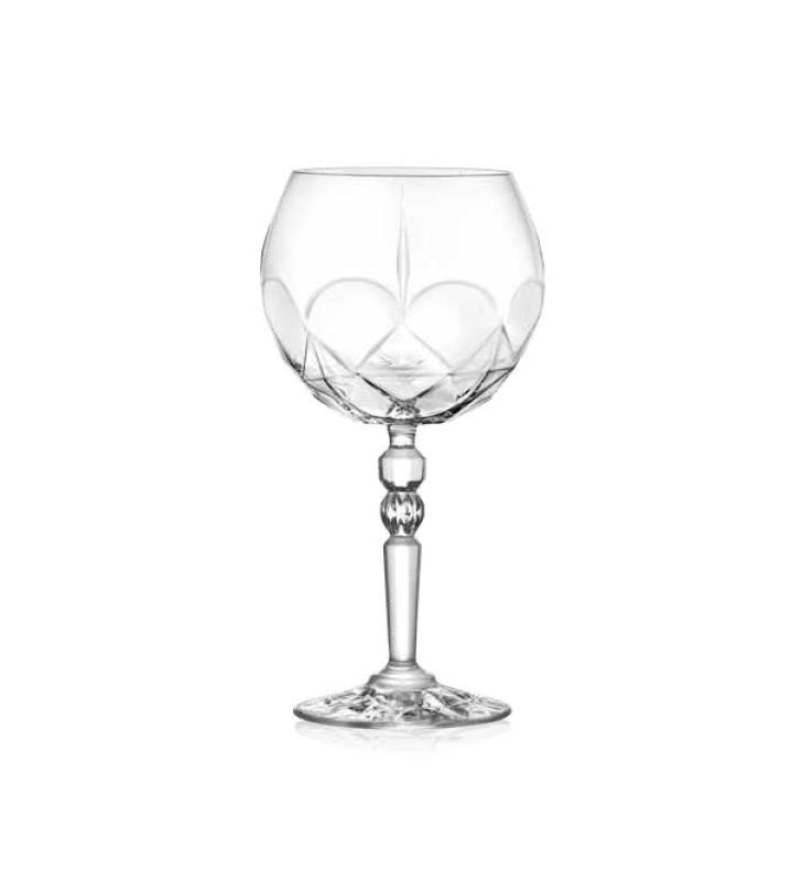 RCR  Alkemist Calici Ballon Gin Tonic mixology cl. 58, cristallo, conf. 6 pz