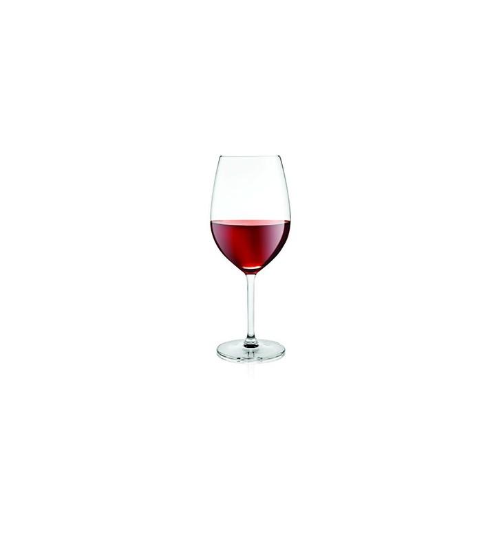 Calice degustazione cl. 53 con vino rosso