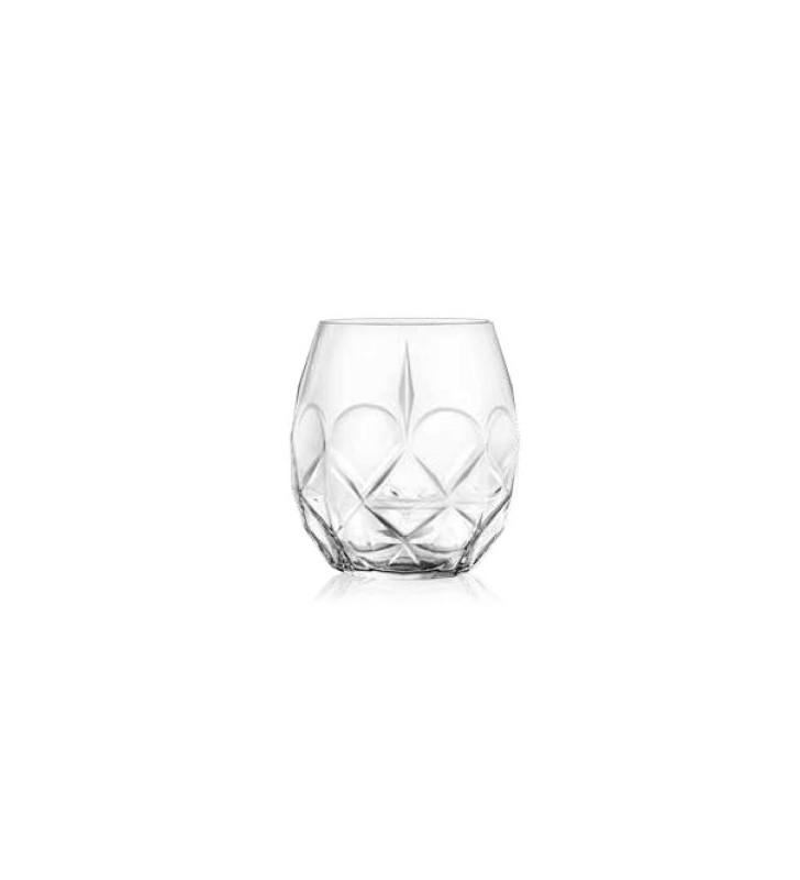 CR  Alkemist Bicchieri acqua, cocktail mixology cl. 38, cristallo