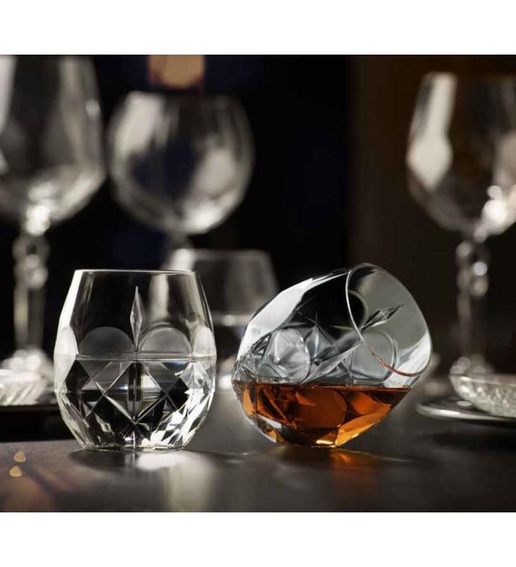 RCR Alkemist Water glasses, cocktail mixology cl. 38