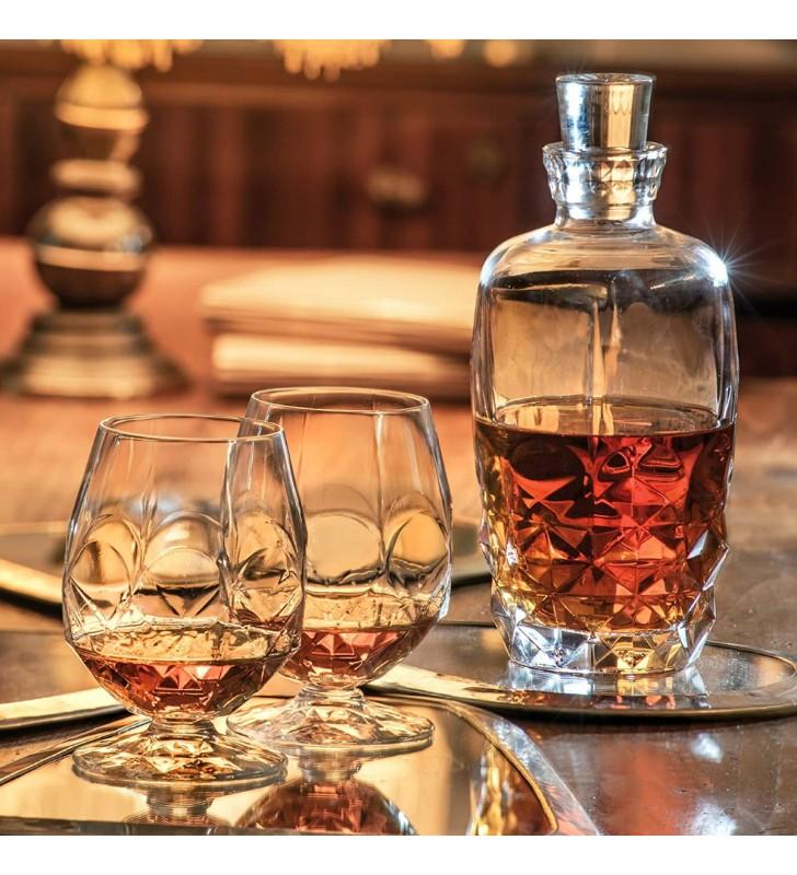 RCR  Bottiglia Alkemist whisky cl. 107, cristallo